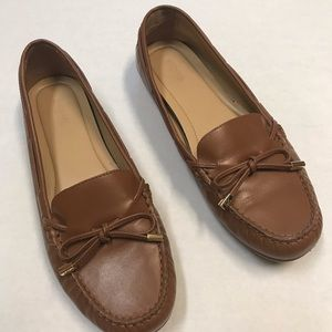 Michael Kors Brown Loafers